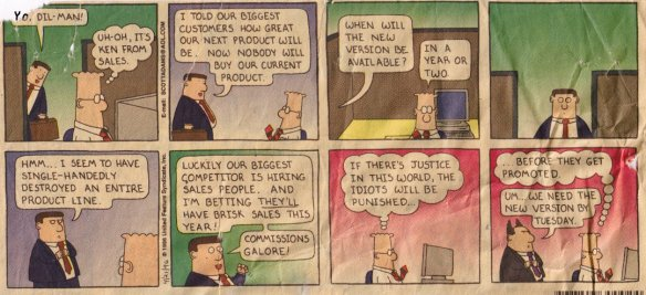 product management cartoon